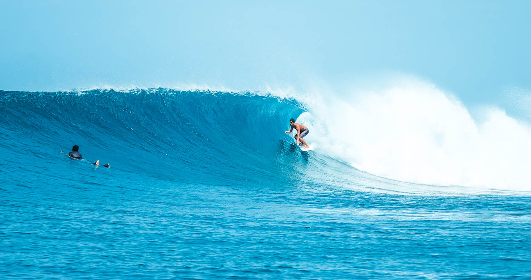 Surfing, The Maldives